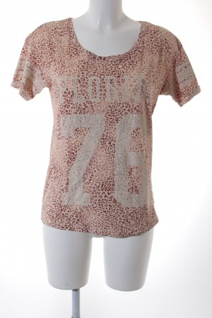 Maison Scotch T-Shirt Leomuster Casual-Look