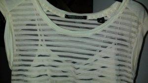 Maison Scotch Shirt Body natural white cotton
