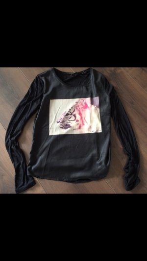 Maison Scotch Tiger Longsleeve