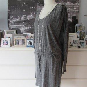 MAISON SCOTCH * Traum Sweatshirt Kleid * grau-meliert * 4=42/44