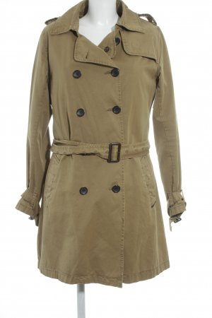 Maison Scotch Trenchcoat olivgrün Casual-Look