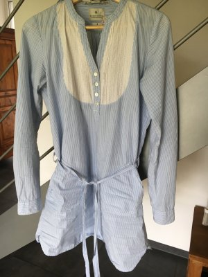 Maison Scotch Tunika Longbluse Minikleid Gr. 2 36/38