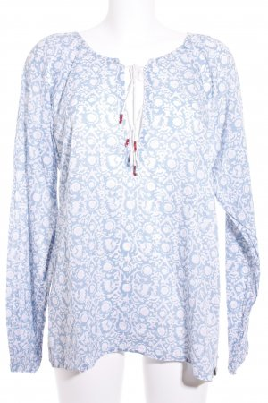 Maison Scotch Tunikabluse florales Muster Casual-Look