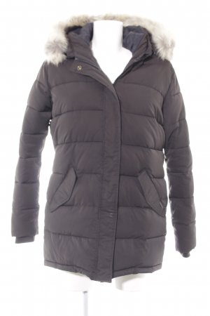 Maison Scotch Winterjacke schwarz Casual-Look