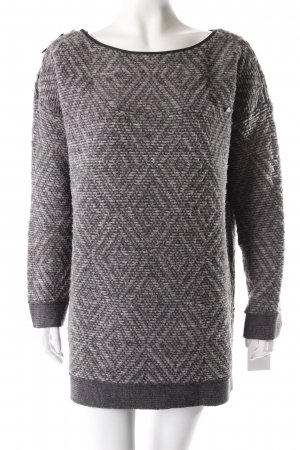 Maison Scoth Pullover Grau