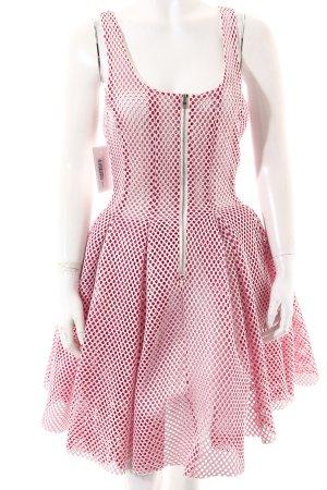 Maje A-Linien Kleid altrosa-pink extravaganter Stil
