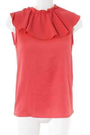 Maje Blusa rosso elegante