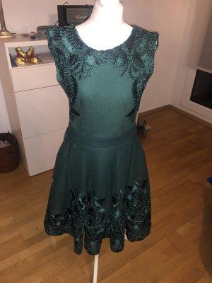 Maje Cocktail Dress dark green