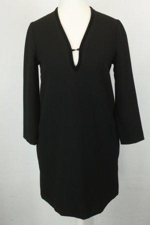 Maje Kleid Gr. 1 / XS schwarz