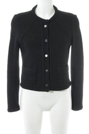 Maje Short Jacket black casual look