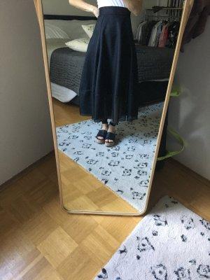 Maje Maxi Skirt black