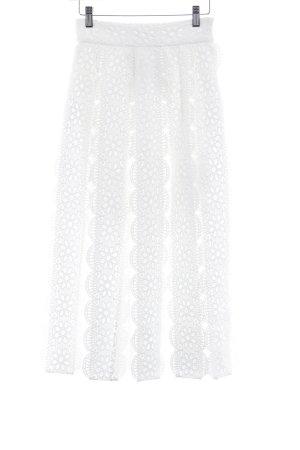 Maje Jupe longue blanc style Boho