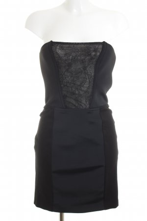 Maje Minikleid schwarz Elegant
