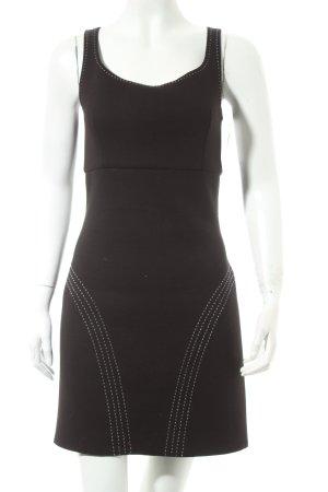 Maje Minikleid schwarz minimalistischer Stil