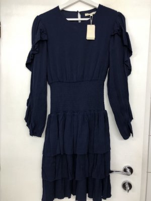 Maje Paris Sommerkleid Marineblau Neu