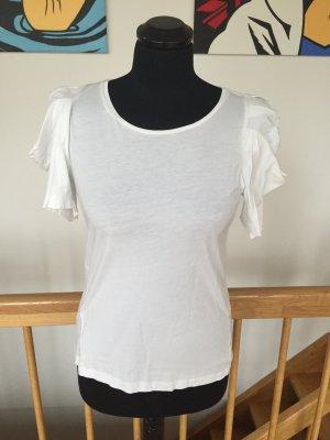 Maje Shirt weiß (Sandro, Isabel Marant, Acne)