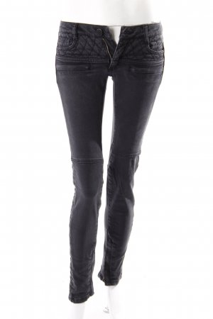 Maje Skinny Jeans grau