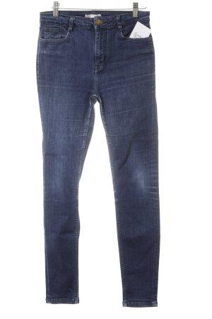 Maje Slim Jeans dunkelblau Casual-Look