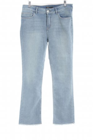 Maje Straight-Leg Jeans blassblau Casual-Look