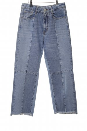 Maje Straight-Leg Jeans blau Casual-Look