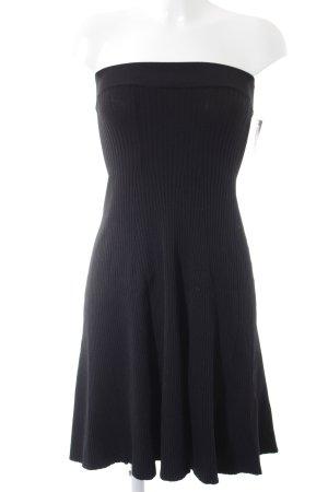 Maje Stretch jurk zwart elegant