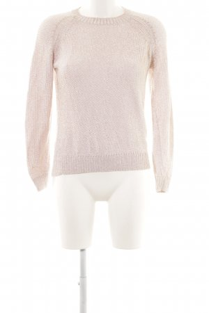 Maje Strickpullover pink Casual-Look