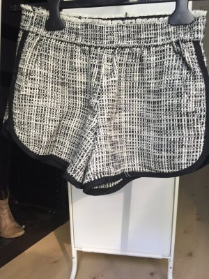 Maje tweed shorts 34