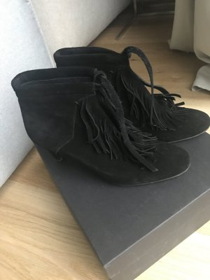 MAJE Velourlederschuhe Suede shoes Gr. 38