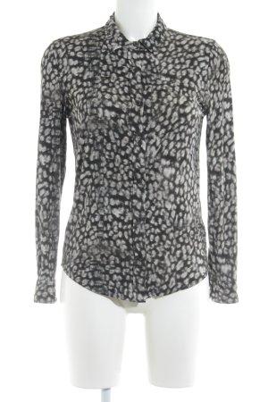 Majestic Filatures Shirt met lange mouwen abstract patroon