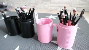 Makeup Box mit Pinselset