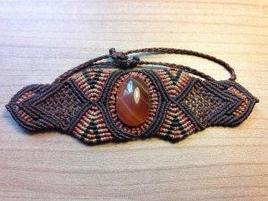 Makramee, Hippie Armband