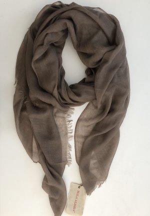 Mala Alisha Sjaal van kasjmier lichtbruin-beige