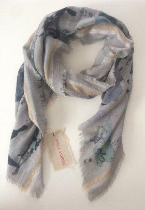 Mala Alisha * Ikaria Grey Vintage grau blau * NEU * NP € 199