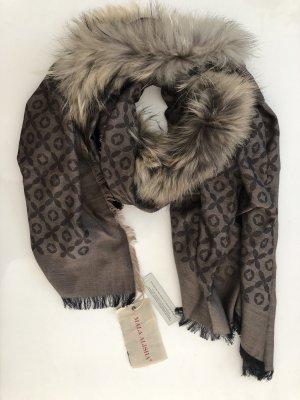 Mala Alisha Wollen sjaal veelkleurig