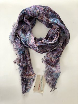 Mala Alisha * Sommerschal Summer Splash violet Multi bunt * NEU * NP € 245