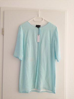 Malaika Raiss - Kleid - Bluse - Blau
