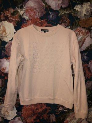 Malaika Raiss Sweatshirt mit Embroidery