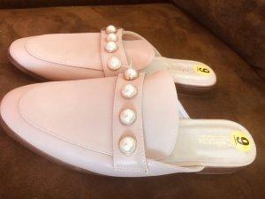 Malandrino Damen Schuhe mit Perlen Neu 39