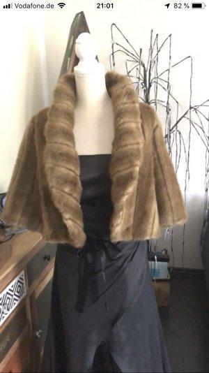 Malene Birger Designer Kurzmantel Fake fur