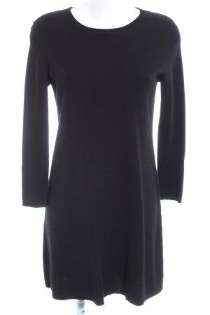 Maliparmi Abito maglione nero stile casual