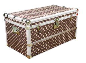 Luggage brown
