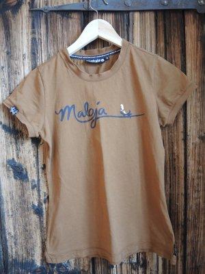 Maloja Tshirt mit witzigem Print