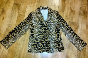 Malvin Blazer Tiger Look
