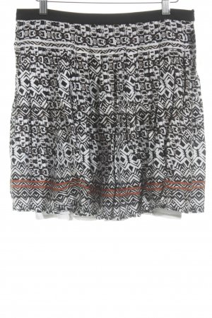Malvin Godet Skirt allover print casual look