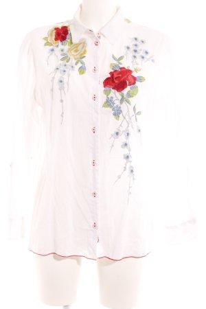 Malvin Hemd-Bluse Blumenmuster Casual-Look
