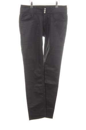 Malvin Low-Rise Trousers black