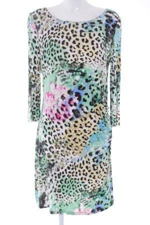 Malvin Jerseykleid Allover-Druck Casual-Look