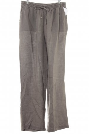 Malvin Linen Pants grey brown casual look