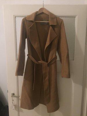 Malvin Cappotto in lana cognac-color cammello