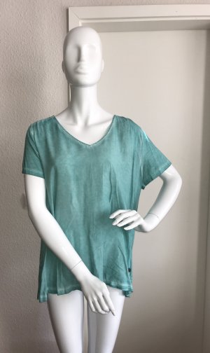 Malvin Shirt Tunika 46 türkis ungetragen